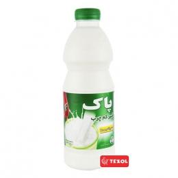 شیر کم چرب پاک